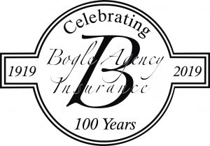 Bogle Agency Insurance 100 year anniversary